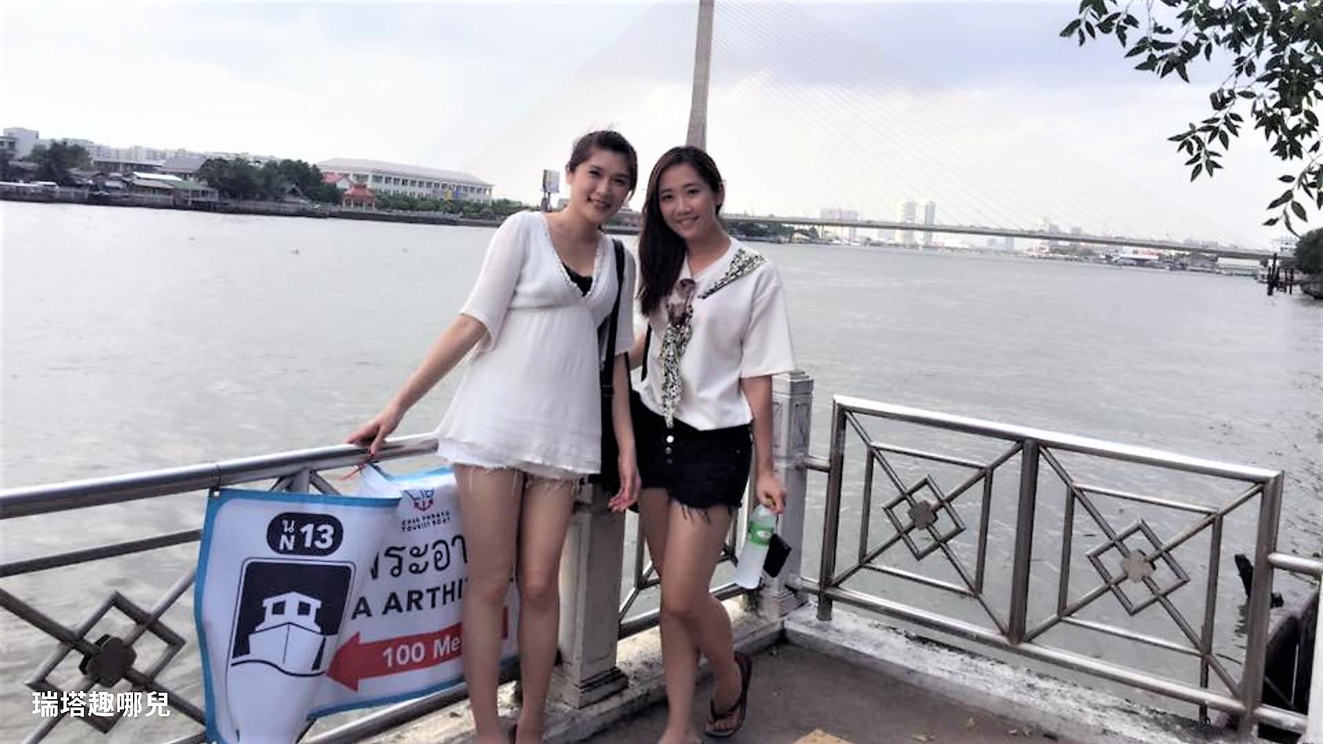 曼谷遊示意圖